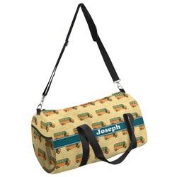 School Bus Duffel Bag (Personalized)