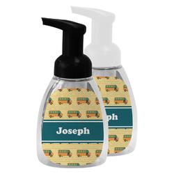 School Bus Foam Soap Bottle (Personalized)