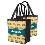 School Bus Grocery Bag (Personalized)
