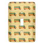 School Bus Light Switch Covers (Personalized)