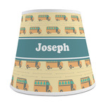 School Bus Empire Lamp Shade (Personalized)