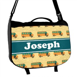 School Bus Messenger Bag (Personalized)