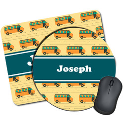 School Bus Mouse Pads (Personalized)