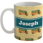School Bus Coffee Mug (Personalized)