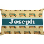 School Bus Pillow Case (Personalized)