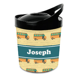 School Bus Plastic Ice Bucket (Personalized)