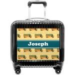 School Bus Pilot / Flight Suitcase (Personalized)