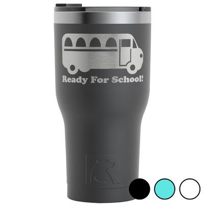 School Bus RTIC Tumbler - 30 oz (Personalized)