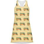 School Bus Racerback Dress (Personalized)