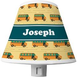 School Bus Shade Night Light (Personalized)