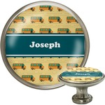 School Bus Cabinet Knobs (Personalized)