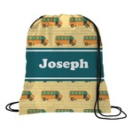 School Bus Drawstring Backpack (Personalized)