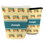 School Bus Waste Basket (Personalized)