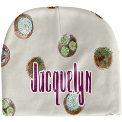 Cactus Baby Hat (Beanie) (Personalized)