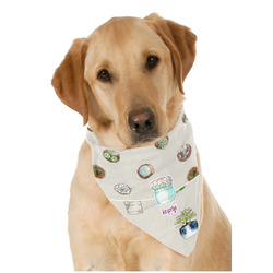 Cactus Pet Bandanas (Personalized)