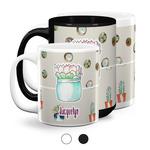 Cactus Coffee Mugs (Personalized)