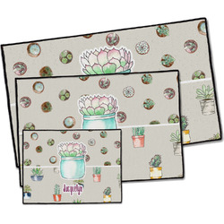 Cactus Door Mat (Personalized)