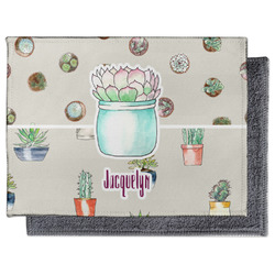 Cactus Microfiber Screen Cleaner (Personalized)