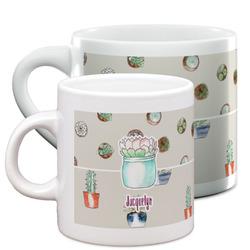 Cactus Espresso Cups (Personalized)
