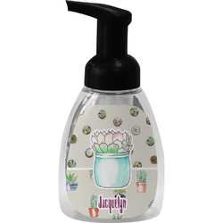 Cactus Foam Soap Dispenser (Personalized)