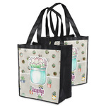 Cactus Grocery Bag (Personalized)