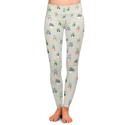 Cactus Ladies Leggings (Personalized)