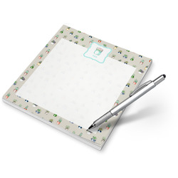 Cactus Notepad (Personalized)