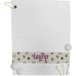 Cactus Golf Towel (Personalized)