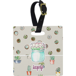 Cactus Luggage Tags (Personalized)