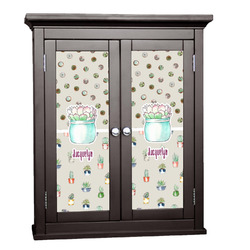 Cactus Cabinet Decal - Custom Size (Personalized)