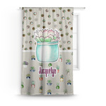 Cactus Curtain (Personalized)