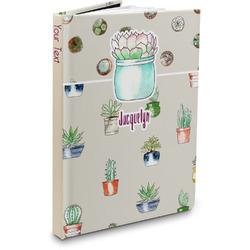 Cactus Hardbound Journal (Personalized)