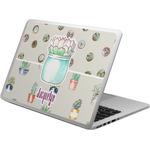 Cactus Laptop Skin - Custom Sized (Personalized)