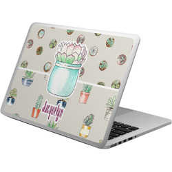 Cactus Laptop Skin - Custom Sized (Personalized)