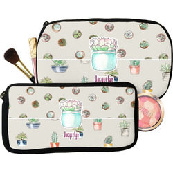Cactus Makeup / Cosmetic Bag (Personalized)