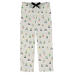 Cactus Mens Pajama Pants (Personalized)
