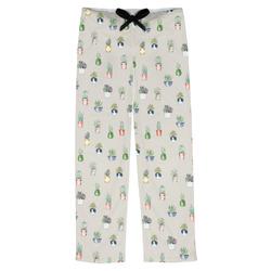 Cactus Mens Pajama Pants (Personalized)