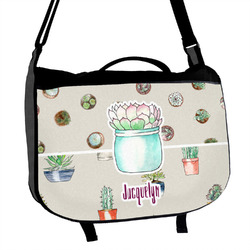 Cactus Messenger Bag (Personalized)