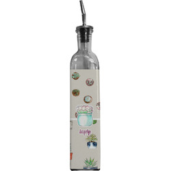 Cactus Oil Dispenser Bottle (Personalized)