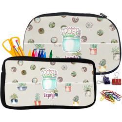 Cactus Pencil / School Supplies Bag (Personalized)