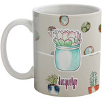 Cactus Coffee Mug (Personalized)