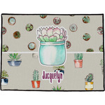 Cactus Door Mat (Personalized)