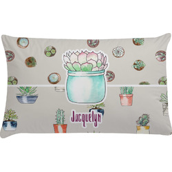 Cactus Pillow Case (Personalized)