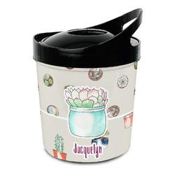 Cactus Plastic Ice Bucket (Personalized)