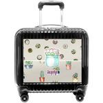 Cactus Pilot / Flight Suitcase (Personalized)