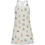 Cactus Racerback Dress (Personalized)