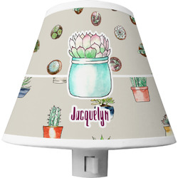 Cactus Shade Night Light (Personalized)