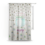 Cactus Sheer Curtains (Personalized)