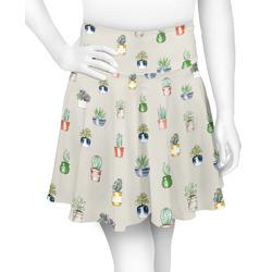 Cactus Skater Skirt (Personalized)
