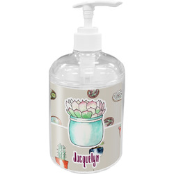 Cactus Soap / Lotion Dispenser (Personalized)